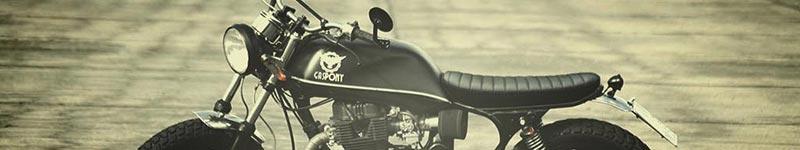 Honda CB 400 N - GasPony